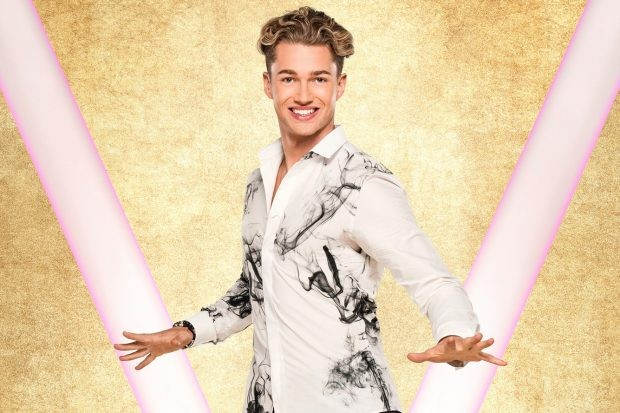 AJ Pritchard Strictly 2019 (BBC)