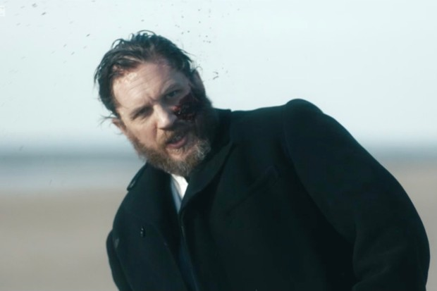 Alfie Solomons gets shot