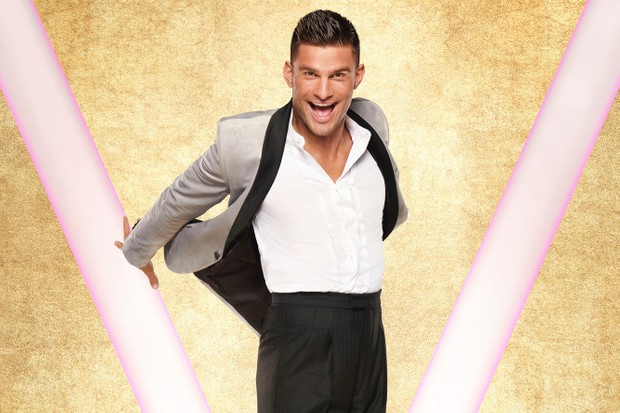 Aljaz Strictly 2019 (BBC)
