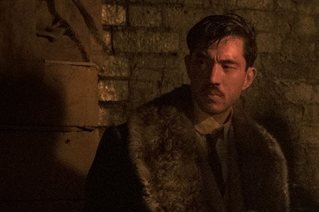 Andrew Koji plays Brilliant Chang in Peaky Blinders