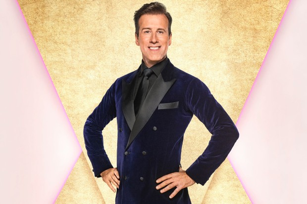 Anton Du Beke Strictly 2019 (BBC)