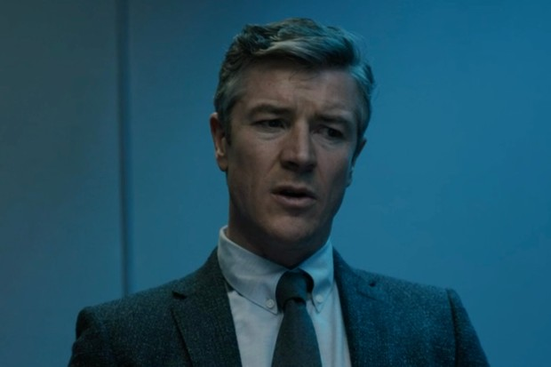 Barry Ward plays Charlie Hall in The Capture