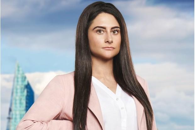 Carina The Apprentice (BBC)