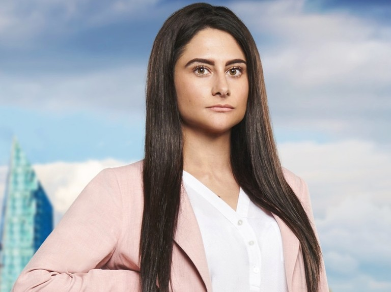 """Meet Apprentice 2019 candidate Carina Lepore: the """"pocket rocket"""" with a passion for baked goods"""