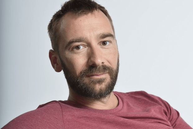 Charlie Condou - on screens in Holby City from December