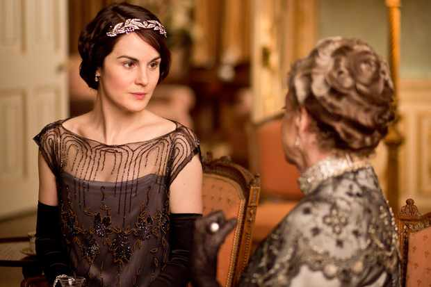 Downton Abbey – Lady Mary (Michelle Dockery)