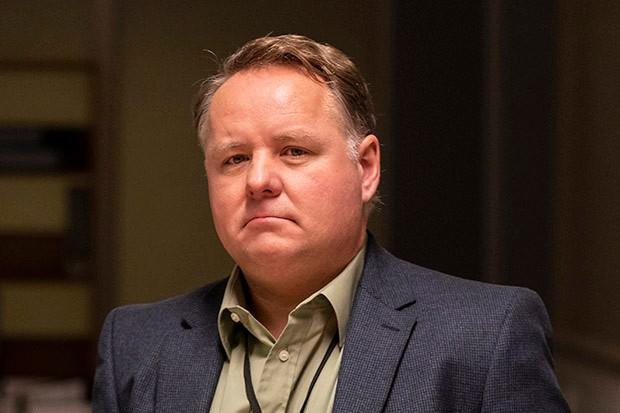 David Nellist plays DI Steve Kirby