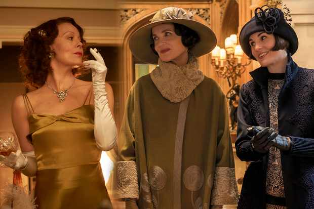 Downton Abbey Peaky Blinders mashup