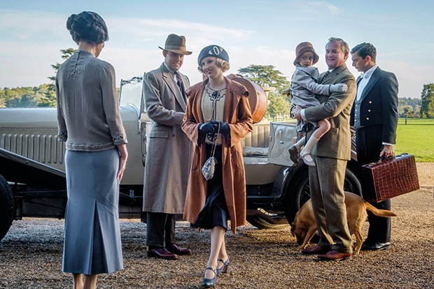 Downton Abbey movie 2? Julian Fellowes and cast on Downton's
