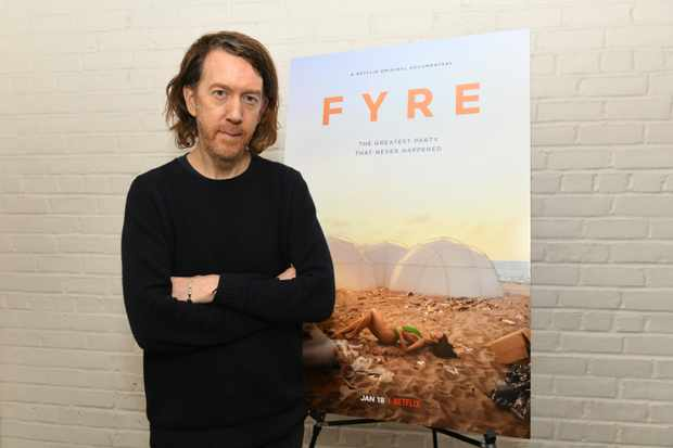 Fyre Director Chris Smith  (Getty Images for Netflix)