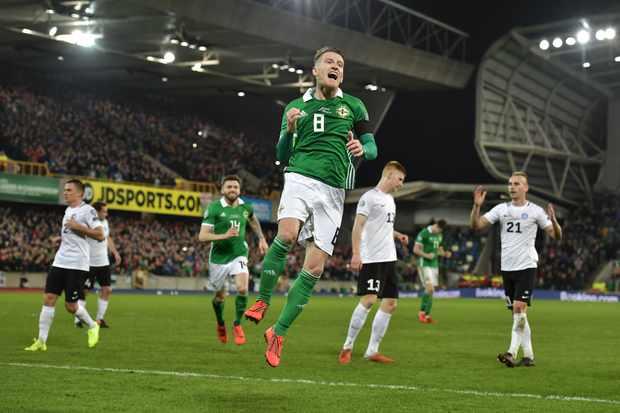 Northern Ireland Euro 2020