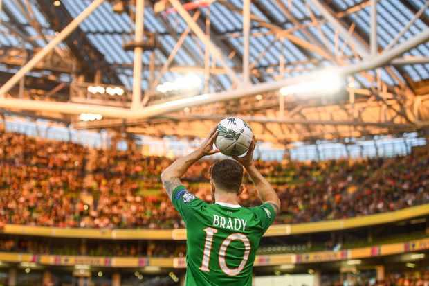 Republic of Ireland Euro 2020