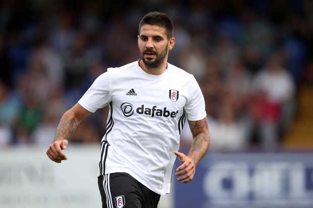 Fulham Aleksandar Mitrovic