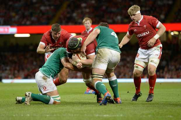 Ireland v Wales: Watch Rugby World Cup warm-up on TV, live