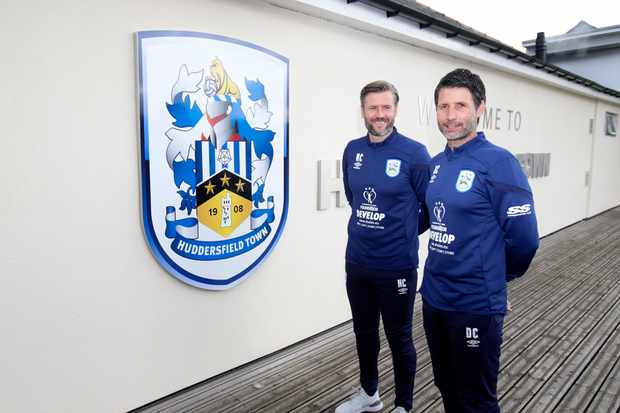 Huddersfield Danny Cowley