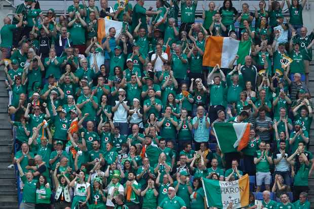 Ireland v Russia TV channel and live stream