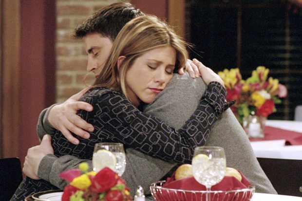 "FRIENDS -- ""The One Where Joey Tells Rachel"""