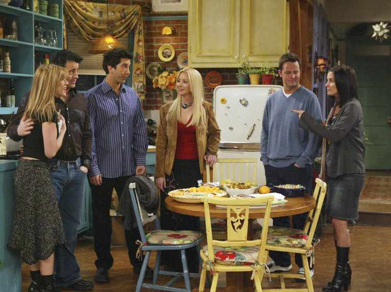 A Friends unscripted special reunion is in the works