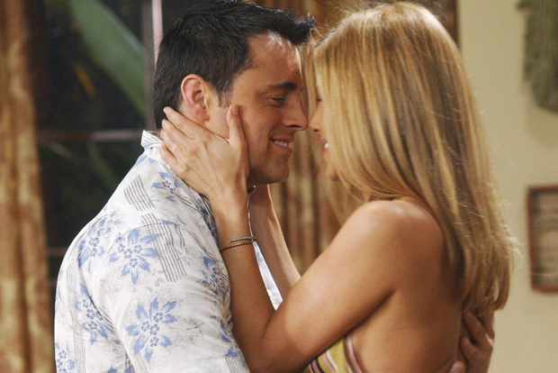 Friends - Joey and Rachel