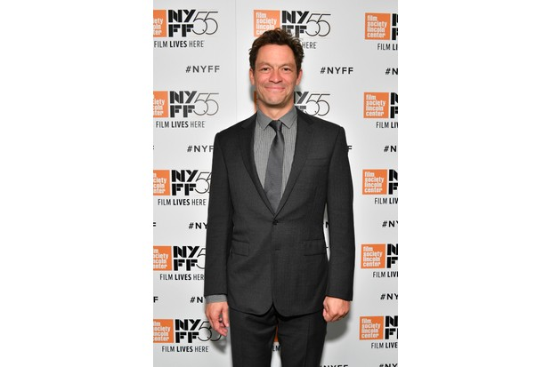 """NEW YORK, NY - SEPTEMBER 29:  Actor Dominic West attends the premiere of """"The Square"""" during the 55th New York Film Festival at Alice Tully Hall, Lincoln Center on September 29, 2017 in New York City.  (Photo by Dia Dipasupil/Getty Images)"""