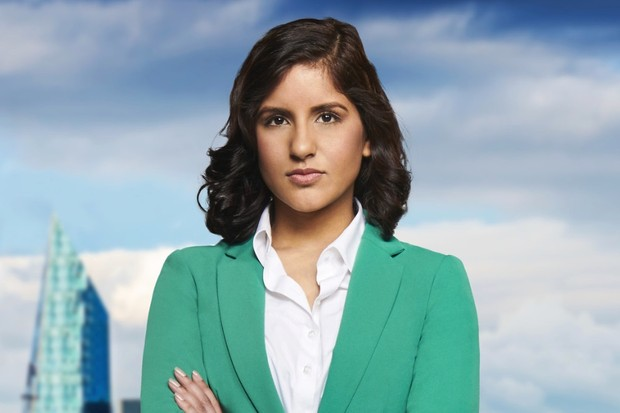 Iasha Masood The Apprentice (BBC)