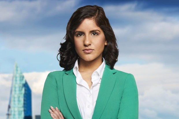 Iasha Masood The Apprentice (BBC)