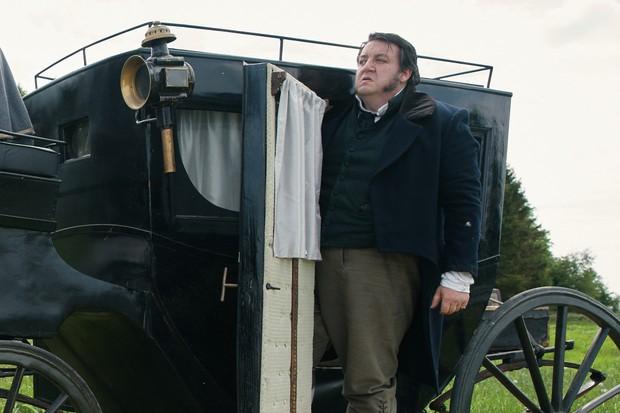 Jack Brady plays Mr Howard in Sanditon