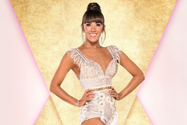 Janette Manrara Strictly 2019 (BBC)