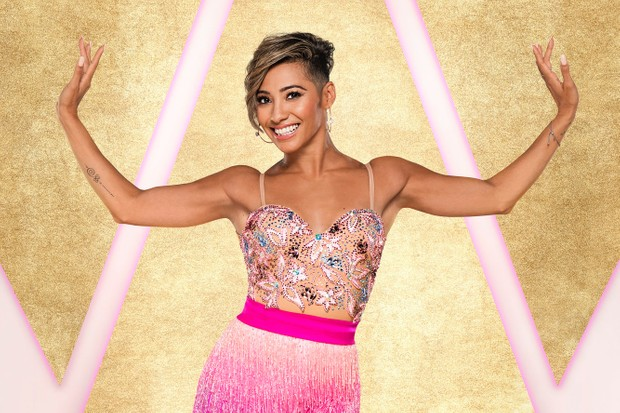 Karen Hauer Strictly 2019 (BBC)