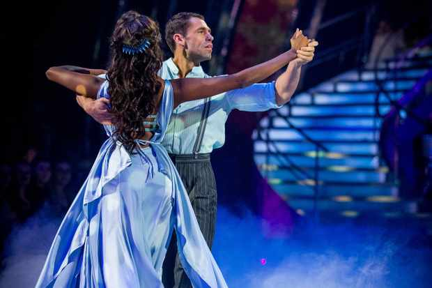 Kelvin Fletcher Strictly (BBC)
