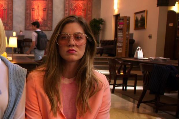Laura Dreyfuss plays McAfee