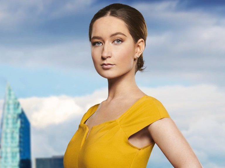 """Meet Lottie Lion: Apprentice 2019 candidate is a """"very cut-throat"""" librarian"""