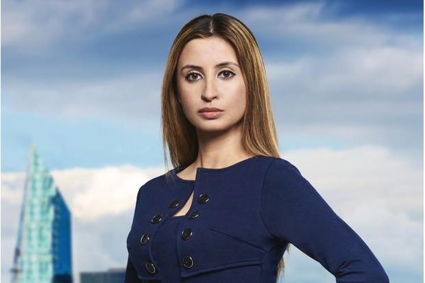 Lubna The Apprentice (BBC)
