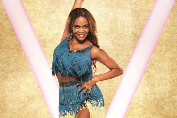 Oti Mabuse Strictly 2019 (BBC)