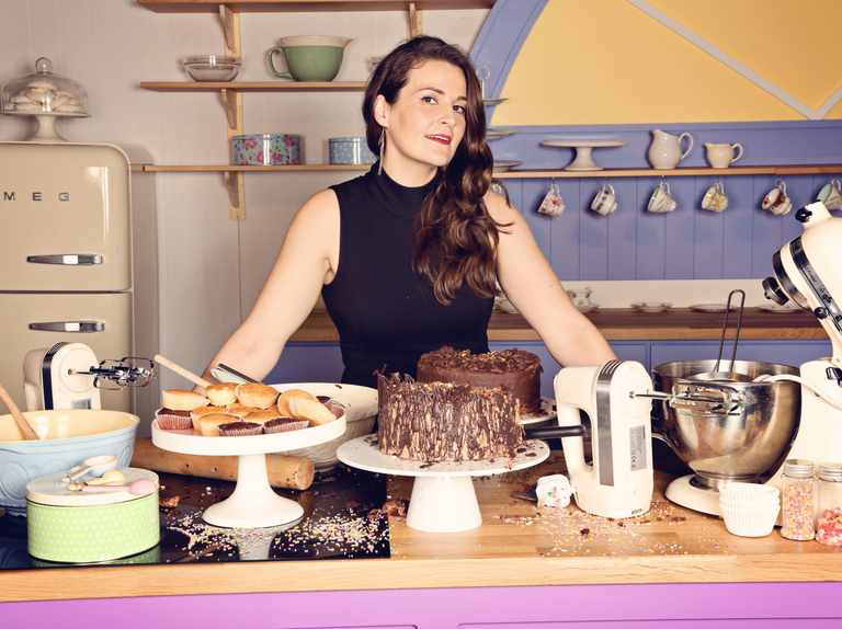 """Pastry Week makes me pine for Mary Berry and her one-liners"" – Bake Off's Sophie Faldo"