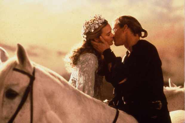 The Princess Bride,Sky Movies  Cary Elwes as Westley/Dread Pirate Roberts/The Man In Black, Robin Wright as Buttercup