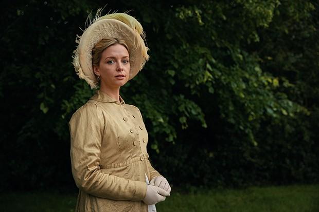 Ruth Kearney plays Eliza Campion in Sanditon