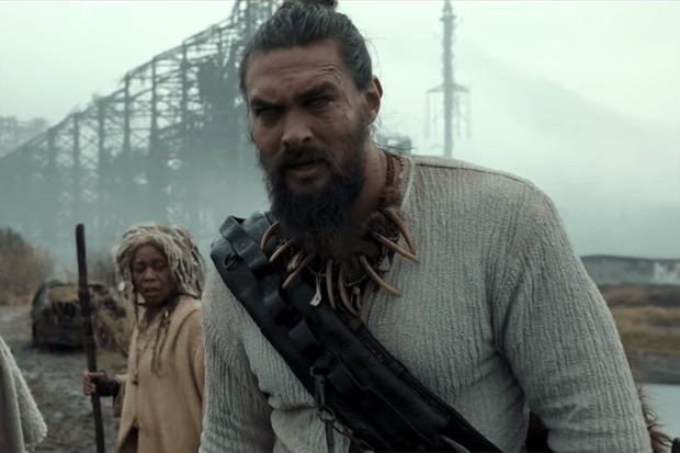 Jason Momoa in Apple TV's See