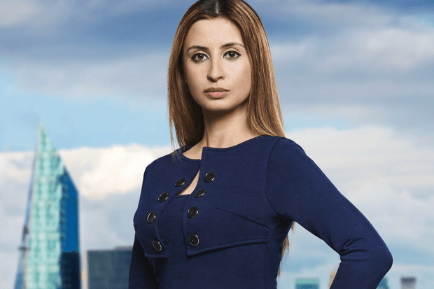 Lubna Farhan The Apprentice (BBC)