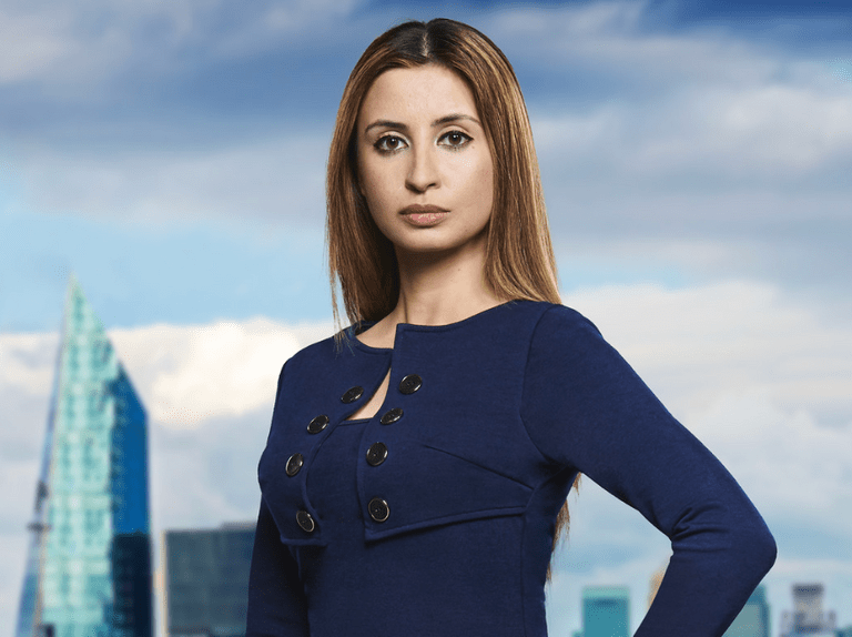 Meet Apprentice 2019 candidate Lubna Farhan: the finance manager with 'book and street smarts'