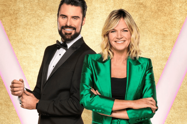 Rylan, Zoe Ball, It Takes Two (BBC)
