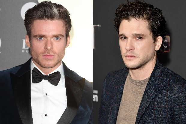 Richard Madden and Kit Harington (Getty)