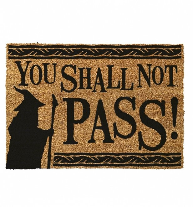 Lord_Of_The_Rings_You_Shall_Not_Pass_Door_Mat