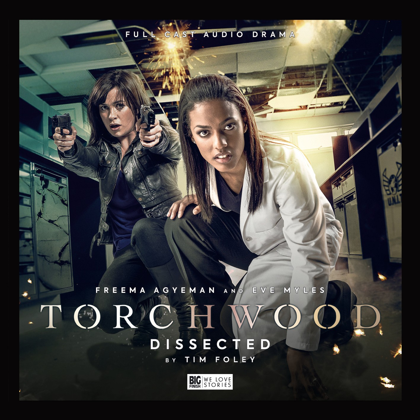 Torchwood: Dissected by Big Finish