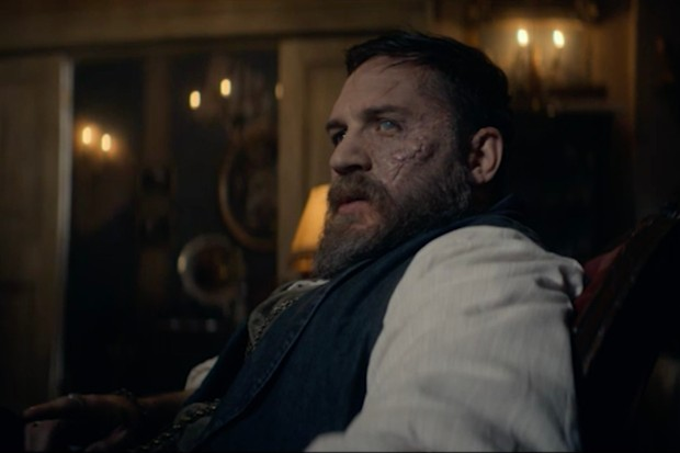 The return of Alfie Solomons - Peaky Blinders