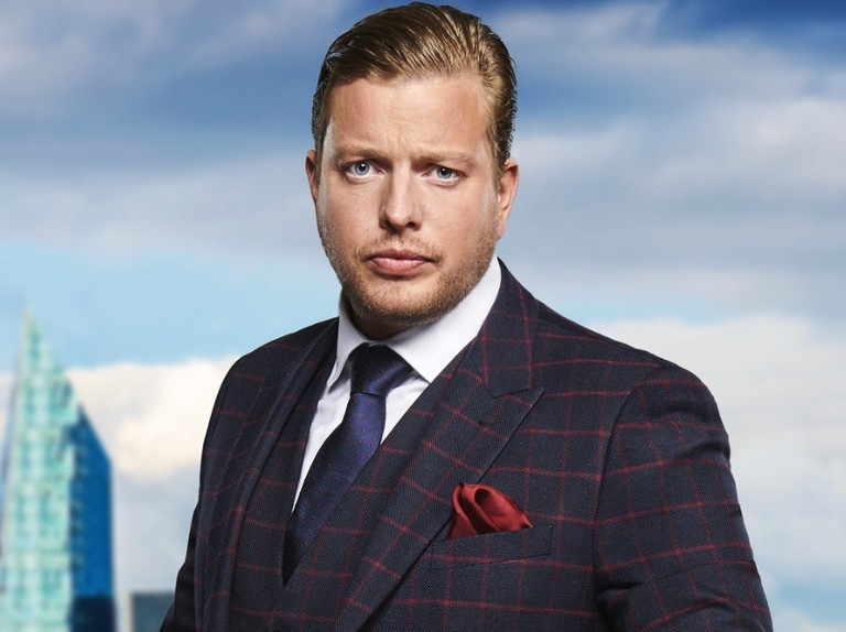"""""""Not all heroes wear capes"""": The Apprentice finds its new hero in Thomas Skinner"""