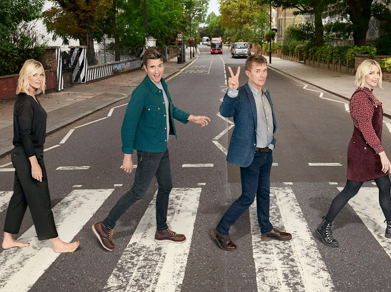Bbc To Launch Special Beatles Radio Station For Abbey Road Anniversary Radio Times