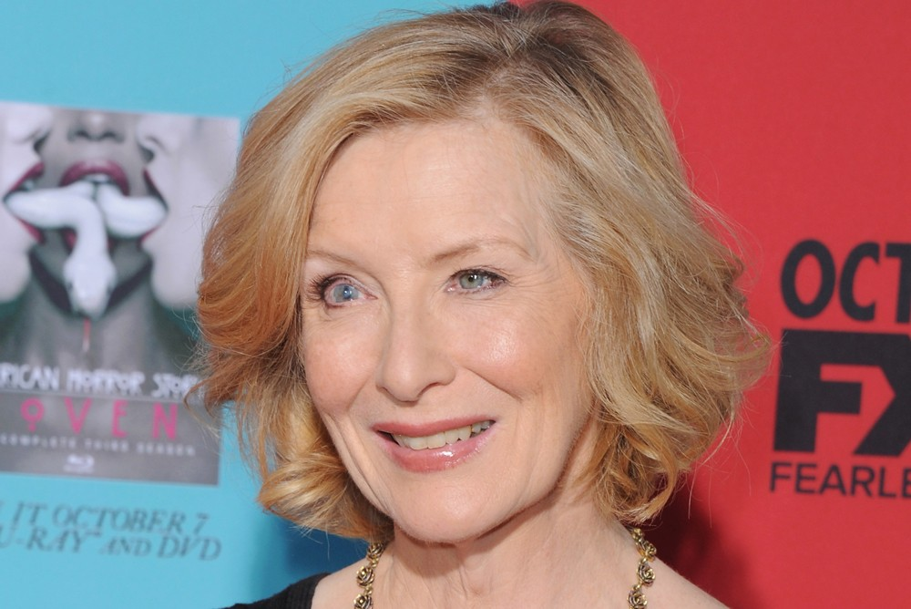 Frances Conroy plays Penny Fleck joker