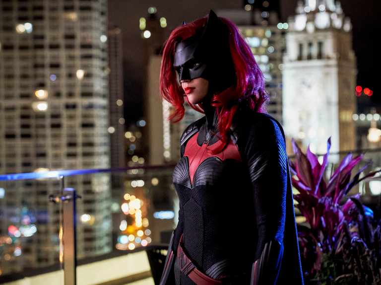 How to watch Batwoman and Harley Quinn in the UK