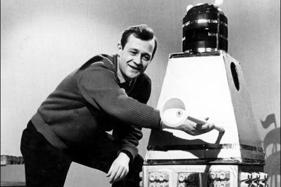 Blue Peter DIY Dalek (BBC)